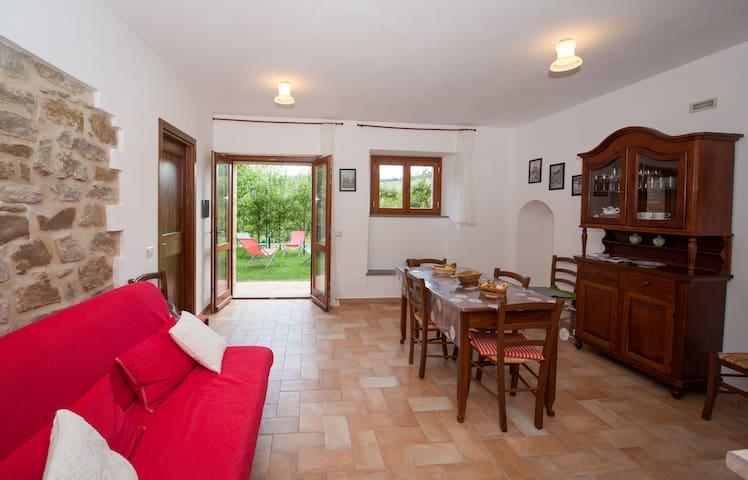 Appartamento in agriturismo, Upupa - Gubbio - Apartment