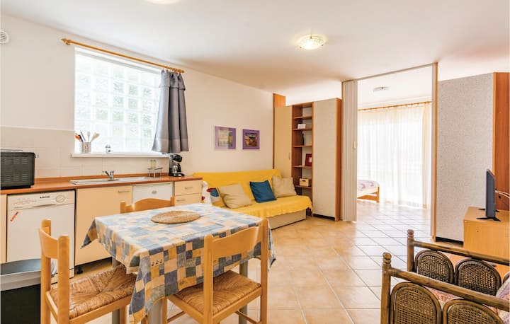 Stunning home in Stinjan with WiFi and 0 Bedrooms