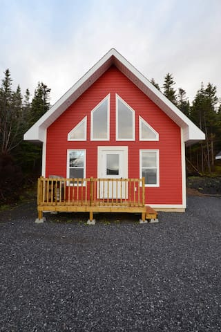The Red Chalet