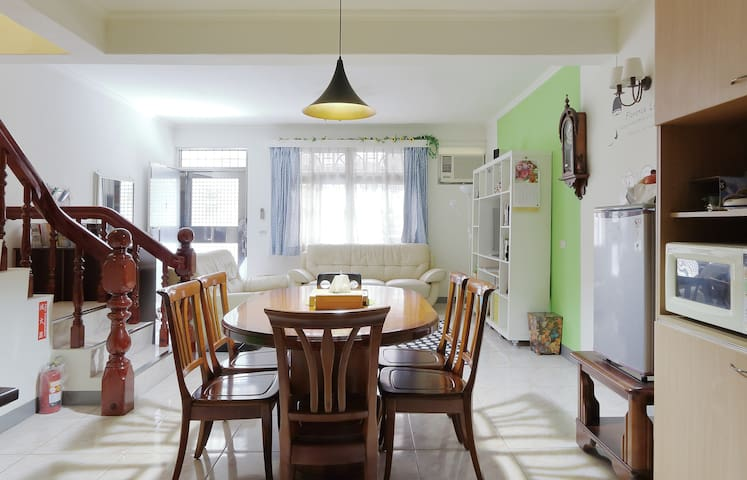 Homely Cottage (for 6 people) - Taoyuan District - House