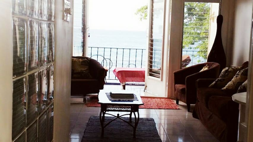 Private Beach/Seafront Apartment