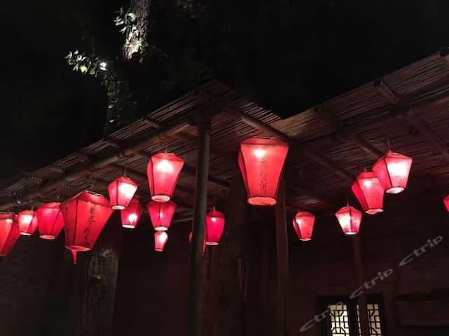古北水镇,司马台水润南园民俗 - Peking - Talo