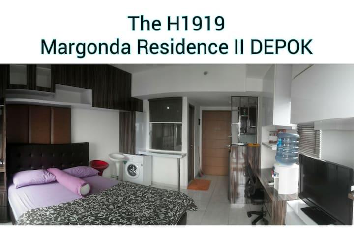 The H1919 Margonda Residence 2 Depok - Depok City - Apartmen
