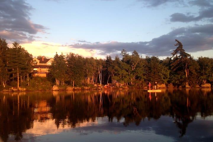 Clearwater Lake Lodge