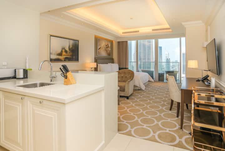 Ultra High-End Luxury Studio Downtown Dubai