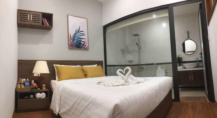 Double Cozy Room