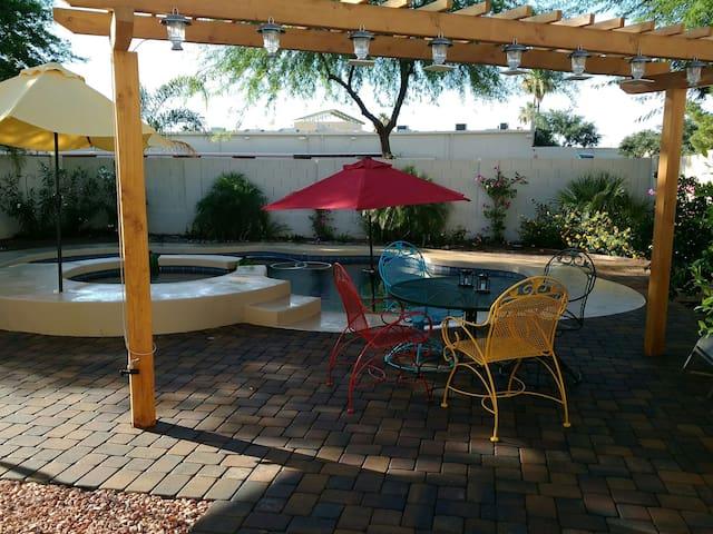 Stress-free Room in No. Phoenix Near Mayo Clinic