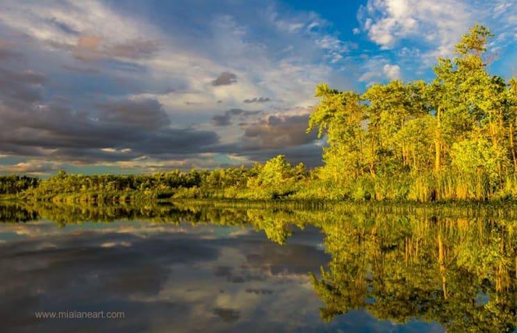 Quiet Retreat on Fish Lake - Demorestville, Prince Edward County - Bed & Breakfast