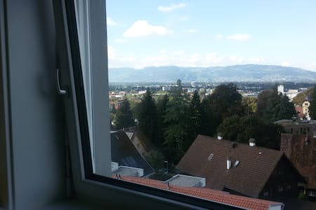 Lovely room with view to the Lake of Constance - Dornbirn