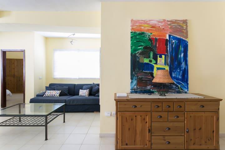 Apartamento céntrico y amplio - Puerto de la cruz - Flat