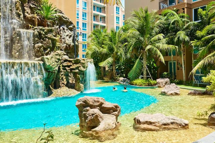 ATLANTIS RESORT,pool view apartment!!!