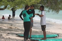Teaching Surf