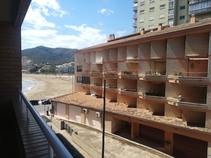 Playa la Concha, primera linea
