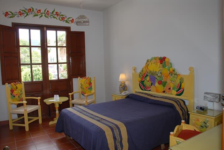 Habitacion Tematica en el centro de Mitla.