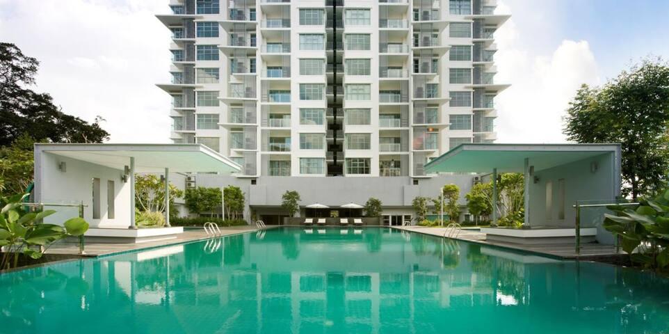 Beautiful room and facilities - KL city centre - Kuala Lumpur - Kondominium