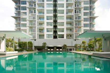 Beautiful room and facilities - KL city centre - Kuala Lumpur