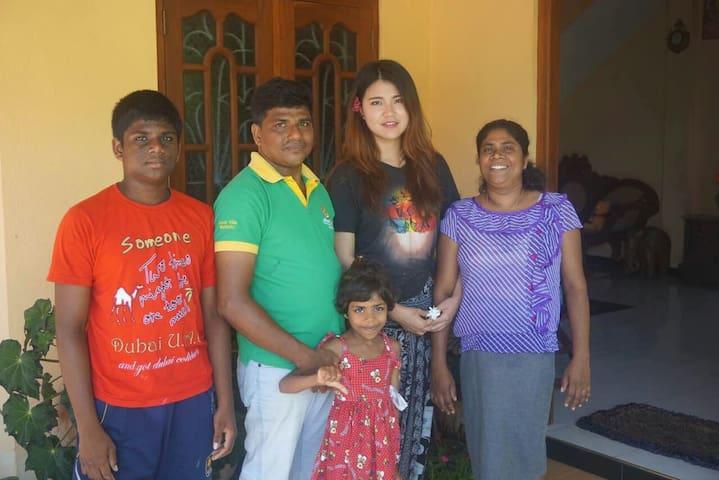 Nikini Home Stay - Ahungalla - Talo