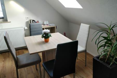 Schönes modernes DG Apartment für 2-4 Personen