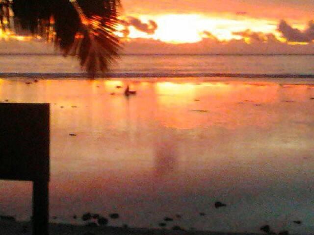 Lukuleah Retreat Rarotonga - Arorangi District