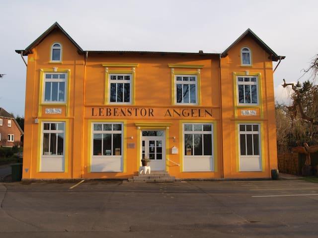 Ferienwohnung im Lebenstor Angeln - Sterup - Apartament