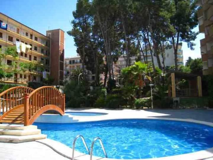 Bel appartement de standing avec piscine
