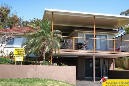 Enjoy Relaxing in Our Quiet Beach Cottage - South West Rocks - Casa