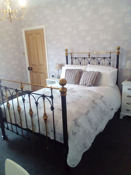 Double room at Delfryn