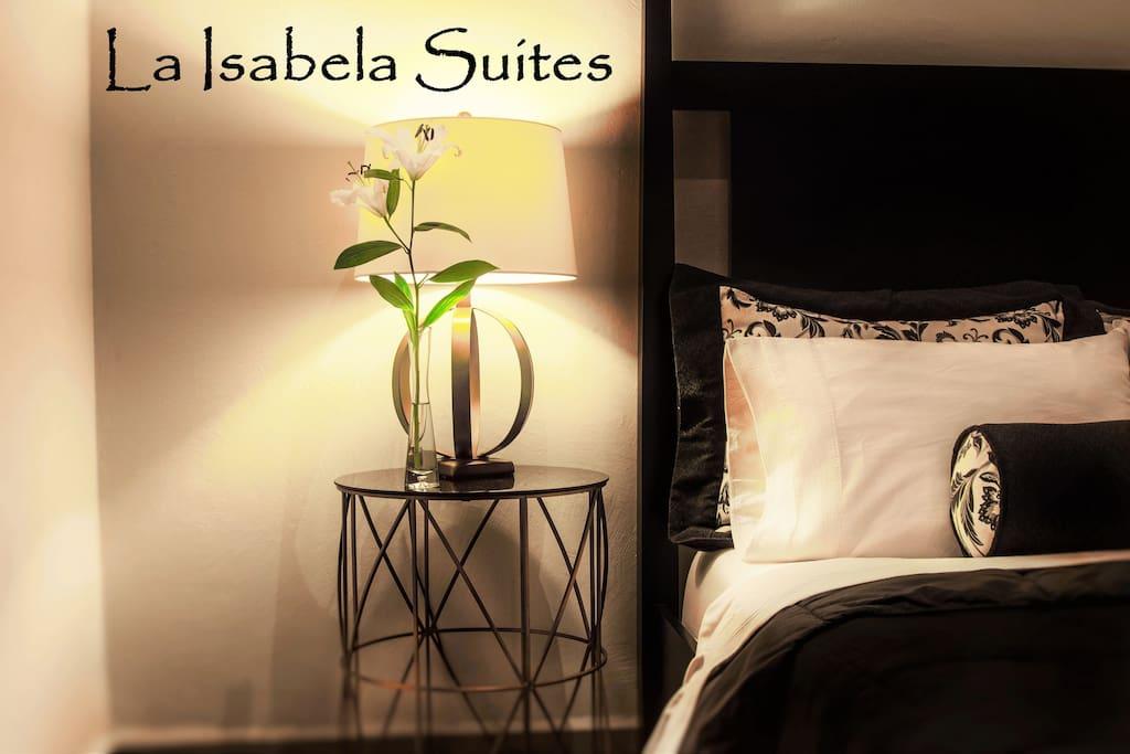 Little hidden corners at La Isabela Suites.