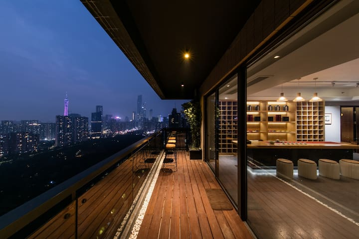 CBD/Canton Fair/Luxury House/Business travel - Guangzhou Shi - Lägenhet