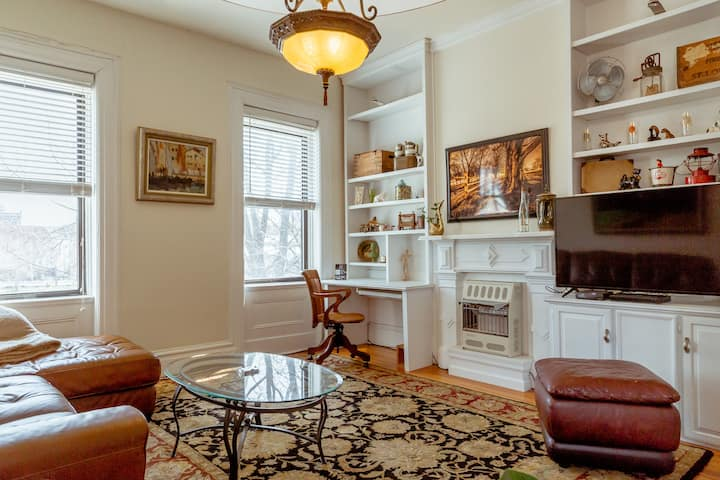 Cozy, Old World Charm Apartment in Benton Park!!!
