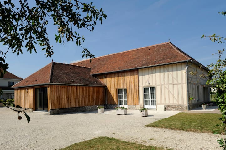 LE MANEGE - Creney-prés-Troyes - House