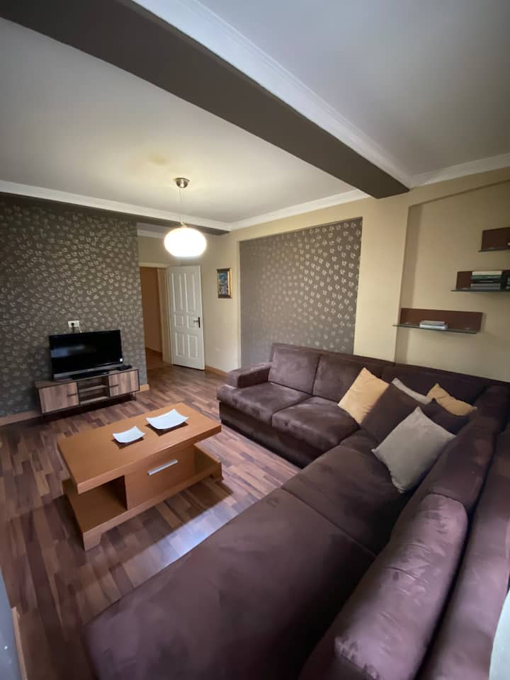 Central apartment in the heart of Tirana