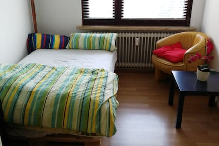 Free room in our shared flat - Hamburg