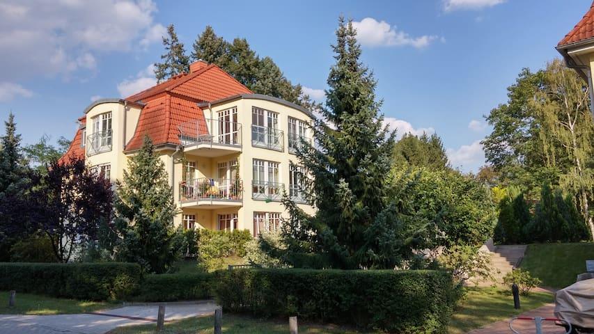 Wunderschöne Ferienwohnung Seeblick II Bad Saarow - Bad Saarow - Apartmen