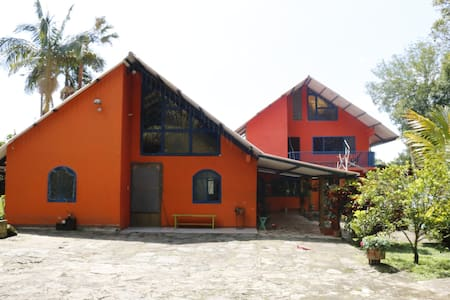 La Guacamaya Guesthouse & Coffee Farm - Ház