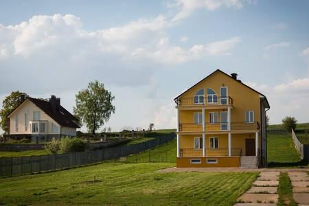 Усадьба Сороковичи