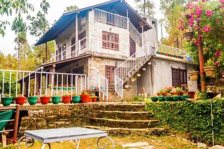 Premium Family Room @ Frozen Woods - Pura Stays - Mukteshwar