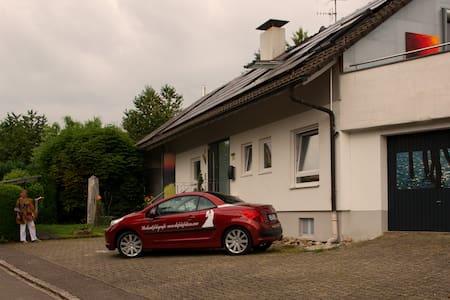 Avantgarde-Living im Bilderhaus in Kandern - Kandern - Pis