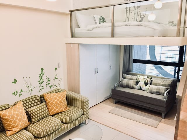 [Green forest 綠園道  ]MRT Apartment  景觀大樓