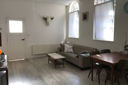 Apartement max. 3 pers + baby/toddler - Leiden