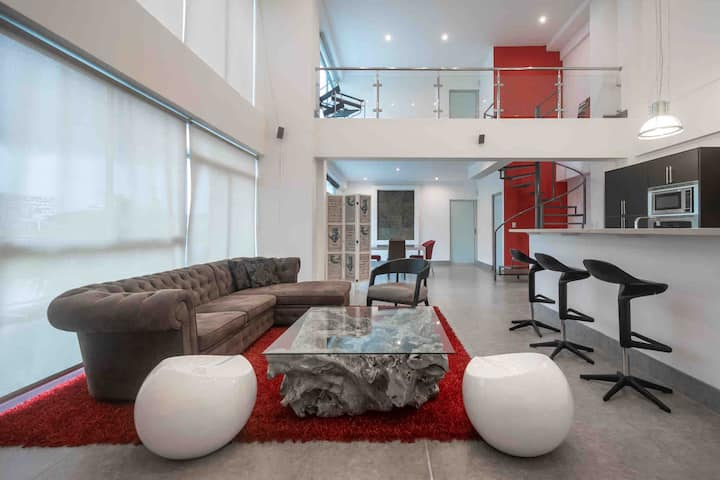 Luxury loft with great location- 2 bedrooms