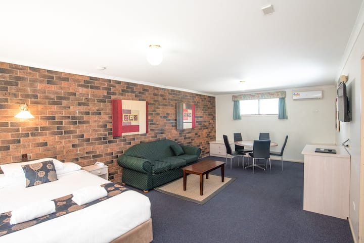 1 bedroom family apartment
