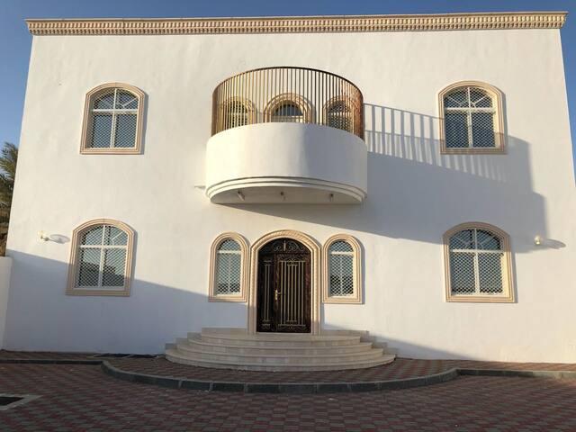 Brand new villa 9 rooms, Al Dhaher, Al Ain