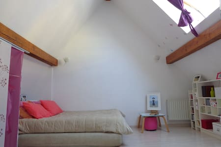 Bed & Breakfast, lumineux et acceuillant - Heiteren - Bed & Breakfast