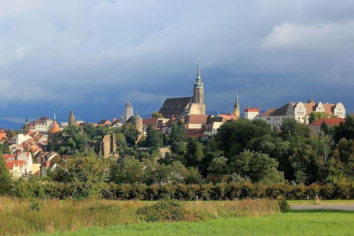 Studio an der Via Regia zwischen Bautzen & Kamenz
