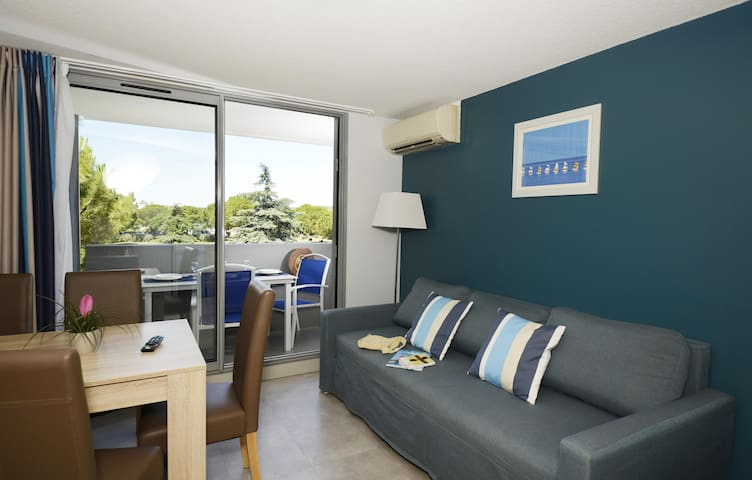 You will love the bright and open-concept living space, perfect for relaxing after a great day.