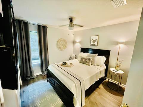 房源干净、舒适、精致