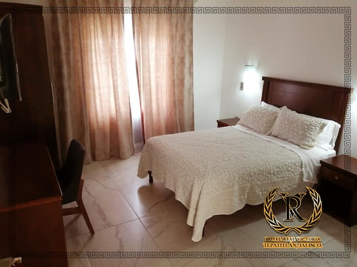 Hotel Real Victoria en Tepatitlán