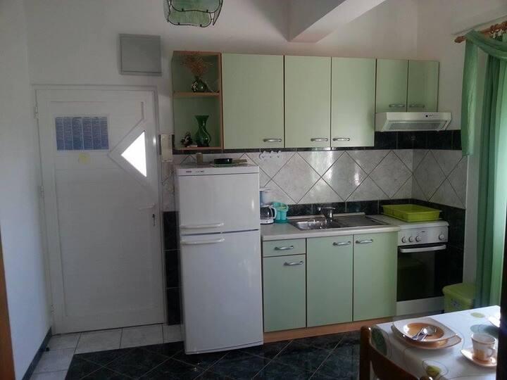 Apartments Marko Seline / Two Bedrooms Zeleni