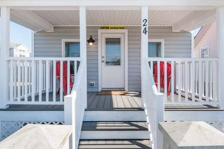 Cottage - Boardwalk/Beach 3 Blocks & Bay 1 Block - Ocean City - Bungaló
